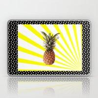Ananas pop Laptop & iPad Skin