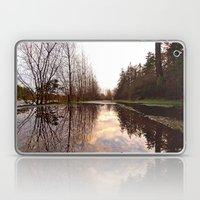 Northwest reflection Laptop & iPad Skin
