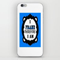 I Frame.... iPhone & iPod Skin