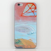 Crystalization iPhone & iPod Skin