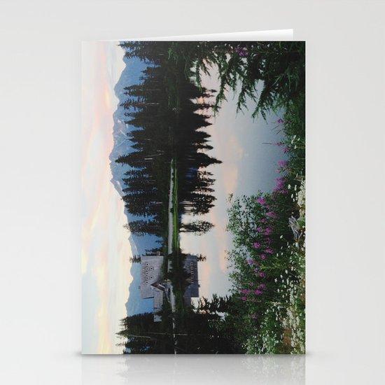 Highwood Lake Stationery Card