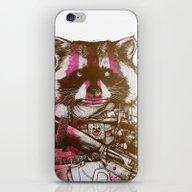 Badass Pets : The Royal … iPhone & iPod Skin