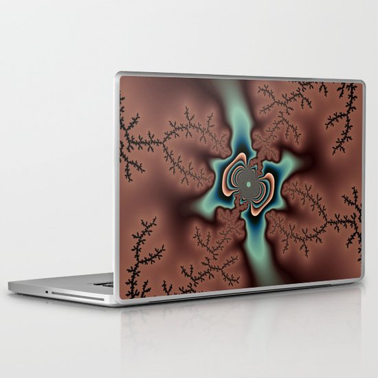 Melancholy Dreams Laptop & iPad Skin