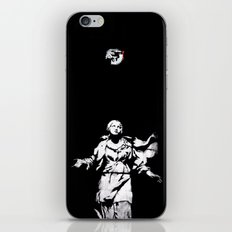 Holy Guns iPhone & iPod Skin