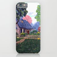 Essex House Cottage by Ave Hurley iPhone 6 Slim Case