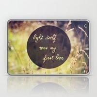 My First Love Laptop & iPad Skin