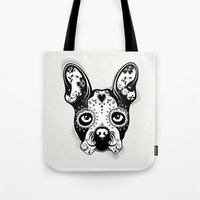 B.Terrier  Tote Bag