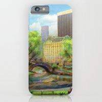 Gapstow Bridge iPhone 6 Slim Case