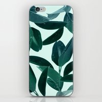 Plant Dynamics iPhone & iPod Skin