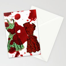 Susie homemaker  Stationery Cards