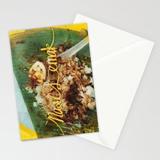 Fatty Rice Stationery Cards
