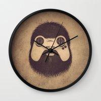 The Gamer Wall Clock