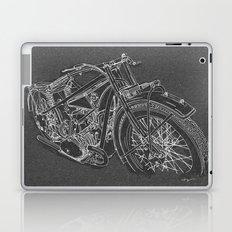 Vintage BMW R32 Motorcycle Laptop & iPad Skin