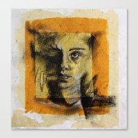 The Dirge Canvas Print