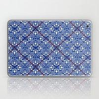 INDIGO RED SUMIYA Laptop & iPad Skin