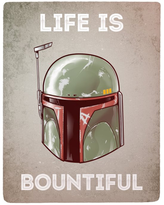 Life is Bountiful Canvas Print