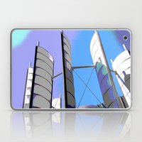 Metal Sails #2 Laptop & iPad Skin