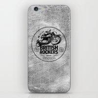 British Rockers 1967 iPhone & iPod Skin
