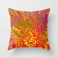 WHAM Throw Pillow
