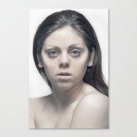 Joanie Canvas Print
