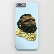 iPhone & iPod Case featuring Mr. Tee by Phil Jones