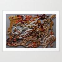 Infinitesimal Art Print