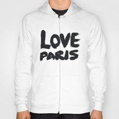 Love Paris Hoody