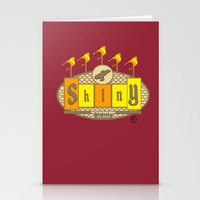 Lets Be Bad Guys Stationery Cards