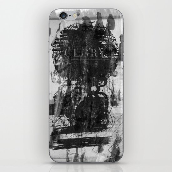 Ride The Glory  iPhone & iPod Skin