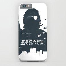 John Carpenter's Escape From New York iPhone 6 Slim Case