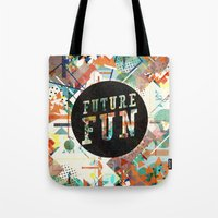 Future Fun Tote Bag