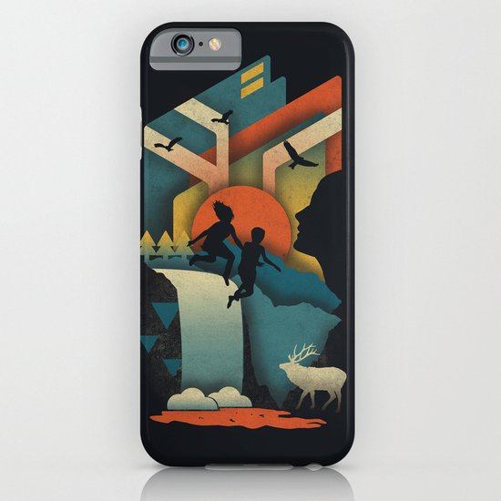 Jump In iPhone & iPod Case