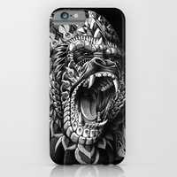 iPhone Cases featuring Gorilla by BIOWORKZ