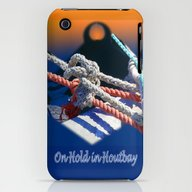 iPhone & iPod Case featuring On Hold In Houtbay by CrismanArt