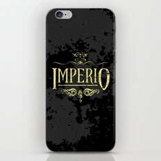 Harry Potter Curses: Imperio iPhone & iPod Skin
