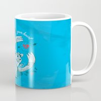 I Can Touch Your Heart Mug