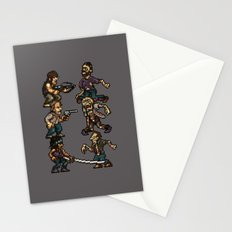 The Slugging Dead Stationery Cards