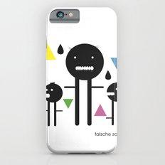 falsche sachen Slim Case iPhone 6s