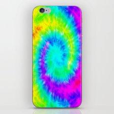 Tie Dye Effect Pattern iPhone & iPod Skin