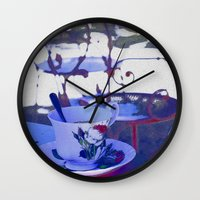 Tea for you Wall Clock
