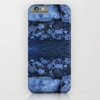 iPhone & iPod Case featuring River by KunstFabrik_StaticMovement Manu Jobst