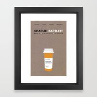 Charlie Bartlett Framed Art Print