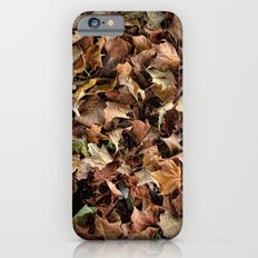 Leaf Jumble iPhone 6s Slim Case