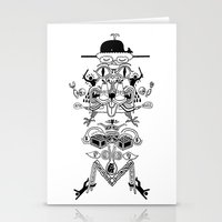 Hellmouth Stationery Cards