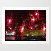 Rainy DayZ 34 Art Print