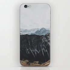 interstellar - landscape photography iPhone & iPod Skin