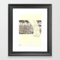 soil Framed Art Print