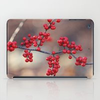 Berry Sparkles iPad Case