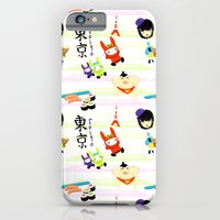 iPhone & iPod Case featuring Tokyo by LadyCarrotte