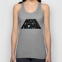 We're Home Unisex Tank Top